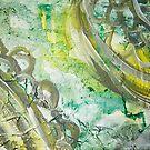 Twin Mandalas by Kendra Kantor