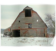 This Old Barn, Needs of some T.L.C. Poster