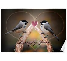 Lovingly Yours  Poster