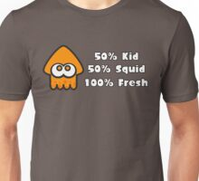 Splatoon Fresh Shirt (Orange) Unisex T-Shirt
