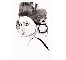 Mary Kate Olsen Photographic Print