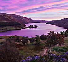 Haweswater Reservoir, Cumbria. UK by David Lewins