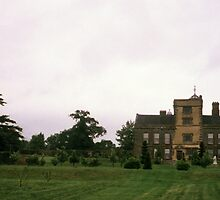 Canons Ashby House, Northamptonshire by nealbarnett