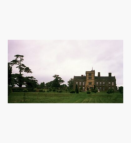 Canons Ashby House, Northamptonshire Photographic Print
