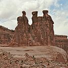 The Three Gossips by Susan Russell