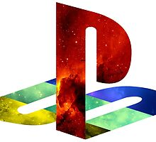 Galaxy Playstation Logo by Fergushigley