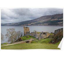 Urquhart Castle Poster