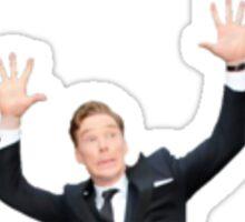 The Cumberbomb Sticker
