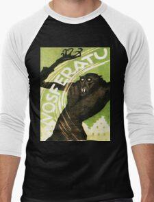 Nosferatu A Symphony Of Horrors Restored Film poster Men's Baseball ¾ T-Shirt