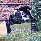 Richmond Bridge Arch by Michael John