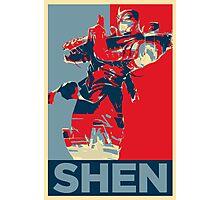 SHEN (League of Legends) Photographic Print