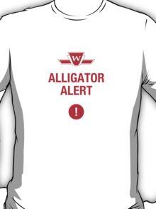 ALLIGATOR ALERT T-Shirt