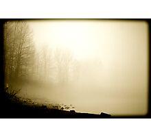 Into Nowhere Photographic Print