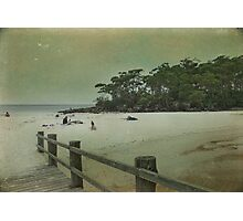 Green Patch Beach Photographic Print