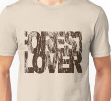 forest lover Unisex T-Shirt