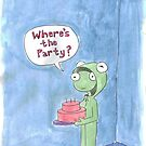 Lee Davis's 'Where's the Party' by Art 4 ME