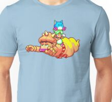 Asha (Monster World IV) - SEGA Genesis Sprite Unisex T-Shirt
