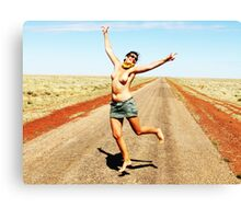 Way Outback Canvas Print