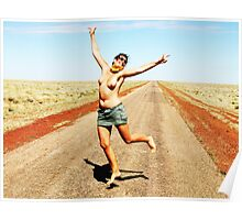 Way Outback Poster
