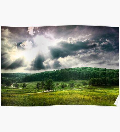 Valley Forge Poster