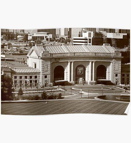 Kansas City - Union Station Poster