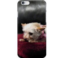 """Queen of the Couch""... prints and products iPhone Case/Skin"