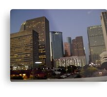 Houston Tx Metal Print