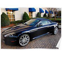 Aston Martin DBS Volante Poster