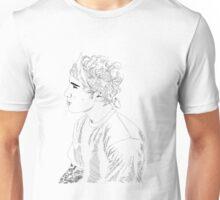 Luke Brooks (Janoskians) - Simple Lines Unisex T-Shirt