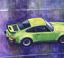 Porsche 911 turbo by Yuriy Shevchuk