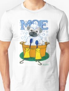 Moe's Bath T-Shirt