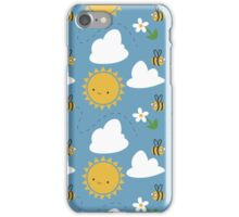 Sunshine and Bees iPhone Case/Skin