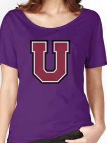 Union College U Women's Relaxed Fit T-Shirt