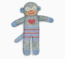 Sock Monkey by Laura J. Holman