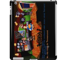 Maniac Mansion - Day of the Tentacle #01 iPad Case/Skin