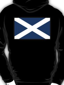 Scotland, SNP, S.N.P, Scottish Independence, Scottish Flag, Saltire, Scots, Flag of Scotland, Pure & Simple T-Shirt