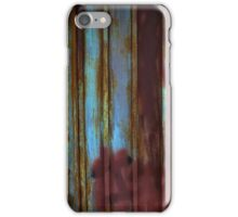 Rusted Gates Make Good Houseguests iPhone Case/Skin