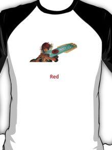 Transistor - Red T-Shirt