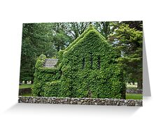 Gostwyck Chapel - Spring Greeting Card