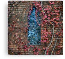 Gostwyck Chapel - Autumn Canvas Print