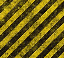 hazard stripes by clearviewstock