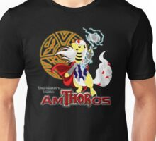 The Mighty Mega AmTHORos Unisex T-Shirt