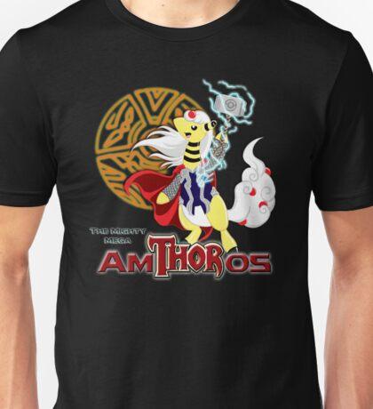 The Mighty Mega AmTHORos Unisex T-Shirt
