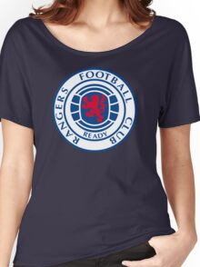 Glasgow Rangers Retro Women's Relaxed Fit T-Shirt