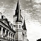 New Orleans by luckylarue