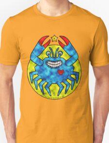Blue Crab (Clouds) T-Shirt