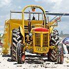 Beach Tractor - Saving Lives Every Day by clearviewstock