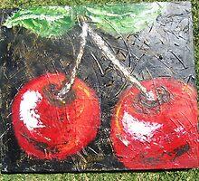 Le Cherries by Artbykris