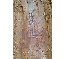 Rock Art 2 - Katherine Gorge, NT. Photographic Print