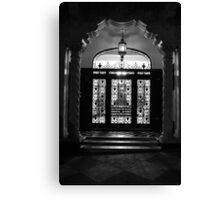 Architecture ~ San Francisco Style Canvas Print